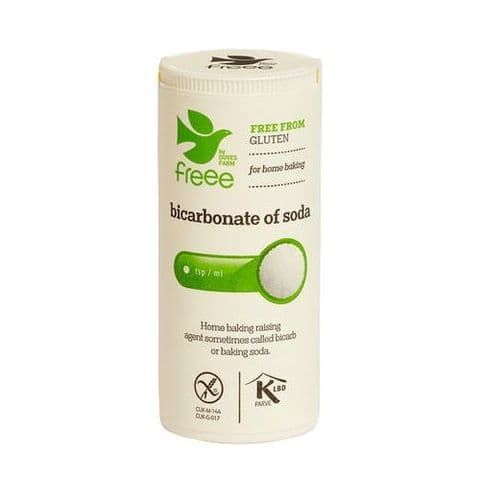 Doves Farm Gluten Free Bicarbonate Of Soda 200g