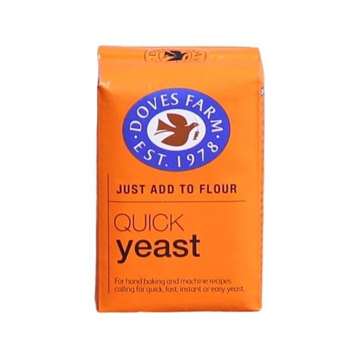 Doves Farm Gluten Free Quick Yeast 125g