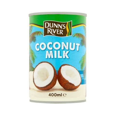 Dunn's River Coconut Milk 400ml