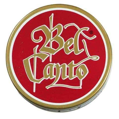 Extra Strong Liquorice Imps Tin Bel Canto Joris 20g