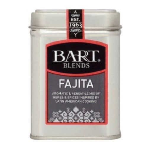 Fajita Spice Blends Bart 65g (Latin American Cooking)