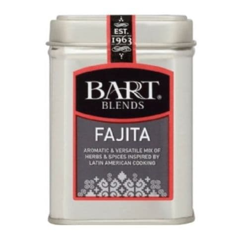 Fajita Spice Blends Bart 65g (Latin American Cooking)