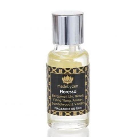 Floressa - Signature Scented Fragrance Oil Made By Zen 15ml