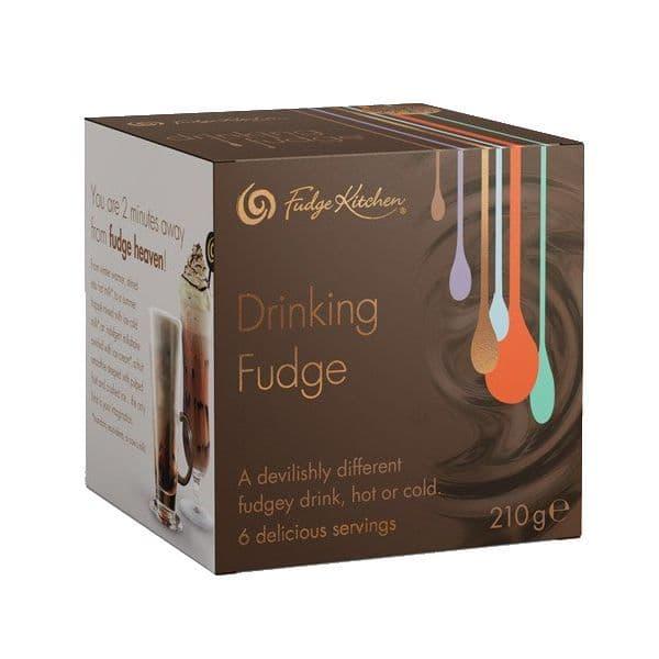 Fudge Kitchen Drinking Fudge Box Gift Set 210g (6 x 35g)