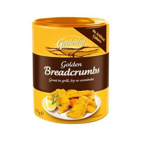 Golden Breadcrumbs Goldenfry Tub 175g