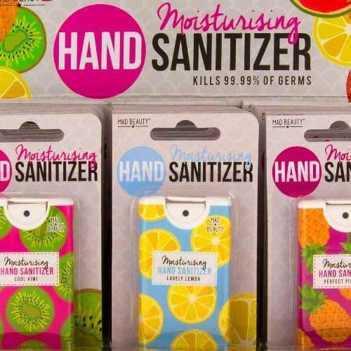 Hand Sanitisers & Gels