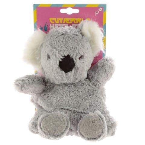 Koala Plush Wheat & Lavender Heat Pack Puckator