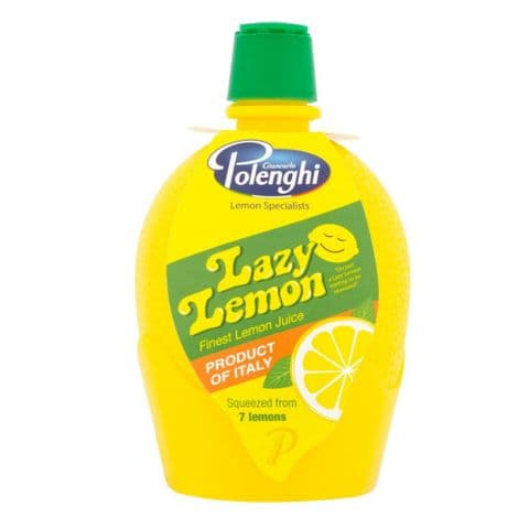 Lazy Lemon Concentrated Juice Polenghi 200ml