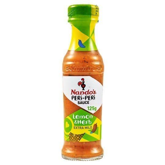 Lemon & Herb Nando's Peri-Peri Sauce 125g