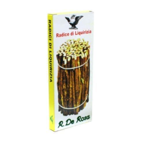 Liquorice Root Sticks Radice Di Liquirizia Menozzi De Rosa 36g