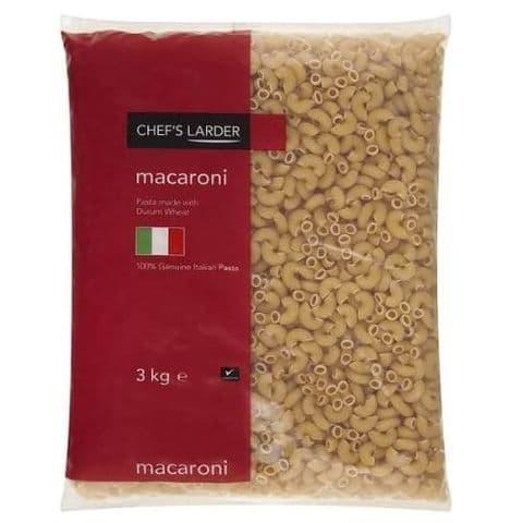 Macaroni Chef's Larder Pasta Bulk Pack 3kg