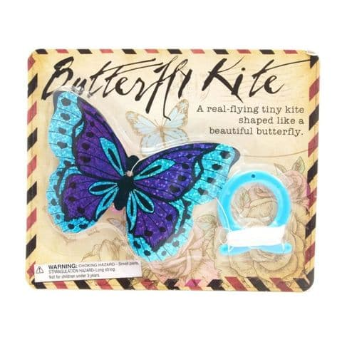 Mini Butterfly Kite By House Of Marbles (1 Supplied)