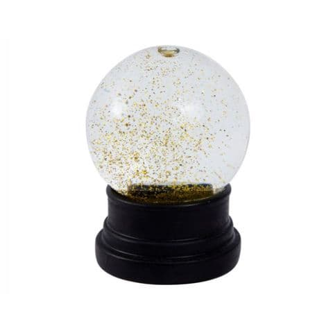 Mini Glitter Snow Globe House Of Marbles