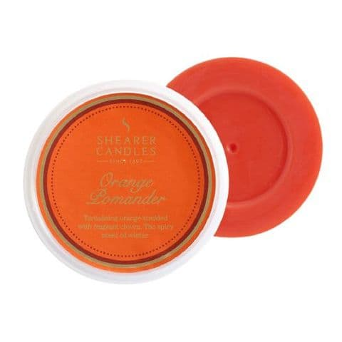 Orange Pomander Scented Wax Melt - Shearer Candles