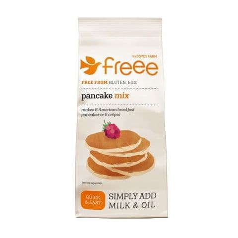 Pancake Mix Gluten Free Doves Farm 300g
