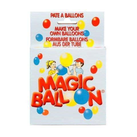 Red, Blue & Yellow Magic Balloon Paste Modelling Kit 20g Tubes 4 Pack