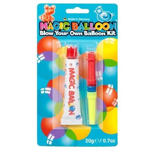 Red Magic Balloon Paste  Modelling Kit 20g Tube Single Pack
