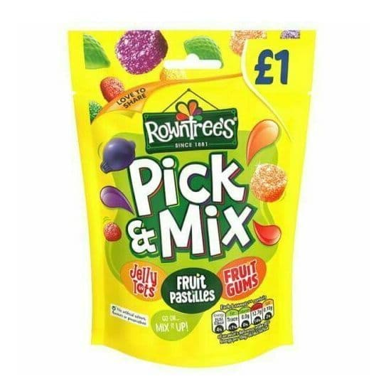 Rowntrees Pick & Mix Sweets 120g