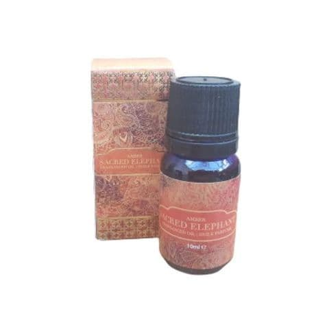Sacred Elephant Amber Fragrance Oil 10ml