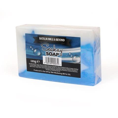 Seakay Glycerin Soap Slice - Bath Bubble & Beyond 120g