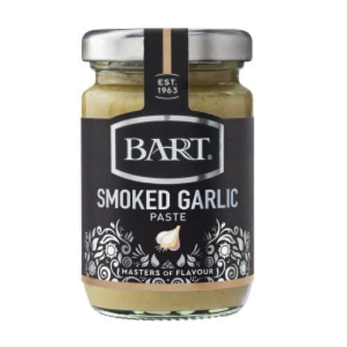 Smoked Garlic Paste Spice Infusions Jar Bart 95g