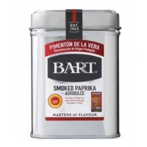 Smoked Paprika Pimenton Agridulce Spice Bart 70g (Spanish Cooking)