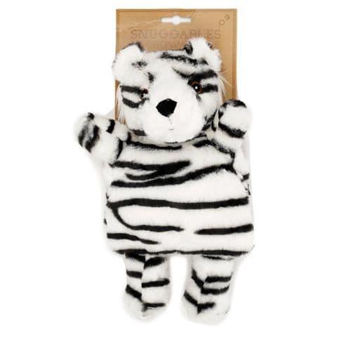 Snow Leopard Plush Wheat & Lavender Heat Pack Puckator