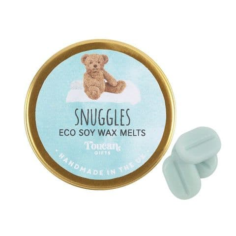 Snuggles -  Spring Eco Soy Wax Melts Magik Beanz Busy Bee Candles