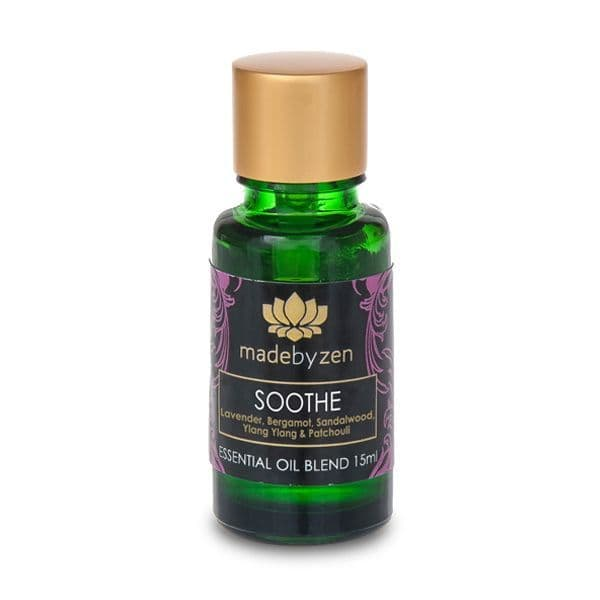 SOOTHE Purity Range - Scented Essential Oil Blend Made By Zen 15ml