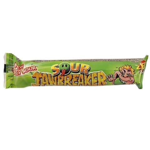 Sour Jawbreaker 4 Pack Zed Candy Novelty Bubblegum Sweets