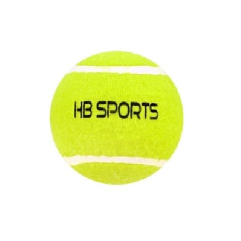 Sports Tennis Balls Yellow Loose 6cm