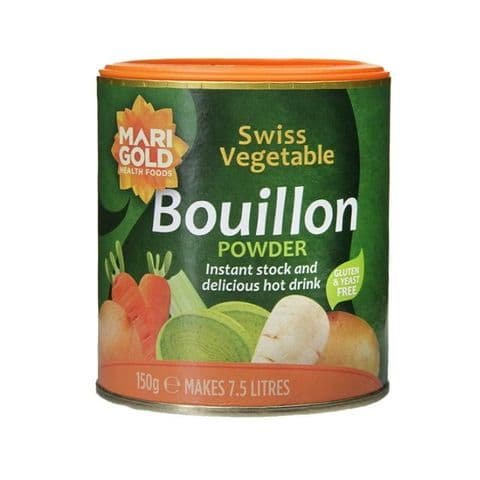 Swiss Vegetable Bouillon Powder Marigold 150g