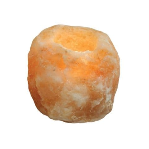 Tealight Candle Holder Himalayan Salt 38911 (0.7KG - 1KG)