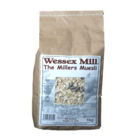 The Millers Muesli Wessex Mill 1kg