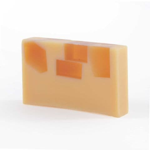 Toffee Apple Glycerin Soap Slice - Bath Bubble & Beyond 120g