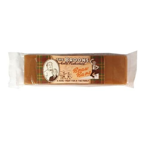 Vanilla Fudge Braw Bars Sweets Maw Broon's Kitchen 100g