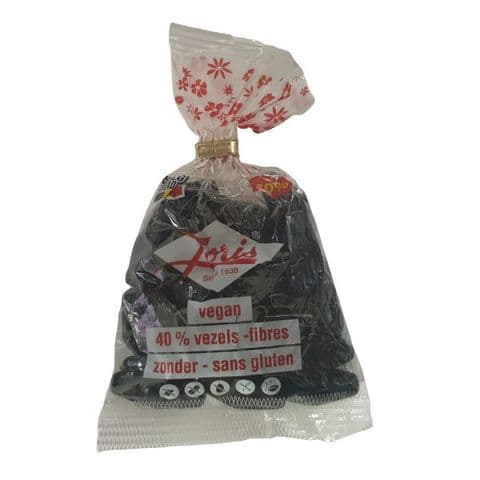 Zout Salty Hard Liquorice Diamonds Gift Bag Joris 130g
