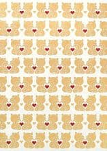 Love Cats Wrap - FW260.00/20