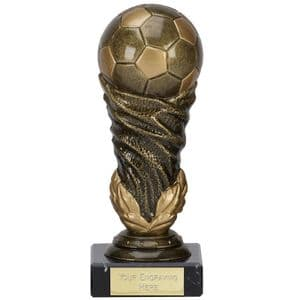 """Icon Football Trophy 124mm (4.9"""")"""