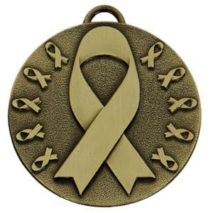 "Target Awareness Medal 50mm (2"") Bronze"