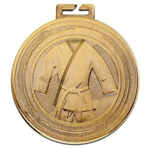 "Aura Martial Arts Medal 50mm (2"")"