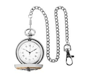 "Golfer's Pocket Watch 51mm (2"")"