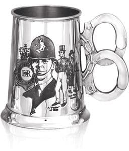 History of the Police Tankard 1pt
