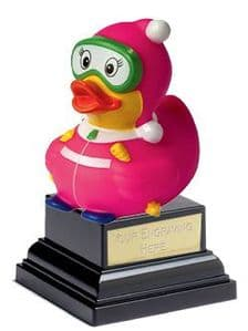 "Skiing Duck Award 165mm (6.5"")"