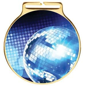 "Vision Dance Medal 60mm (2.3"")"