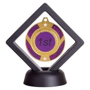 Vision Medal Box Takes up to 70mm