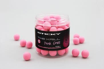 The Krill Pink Ones Pop-Ups